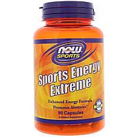 Now Foods, Sports Energy Extreme, 90 Caps
