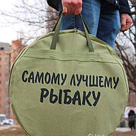 Подарок рыбаку (подарунок рибаку) подарочный набор сковорода для пикника