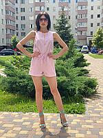 Женский комбинезон из костюмной ткани Poliit 5171