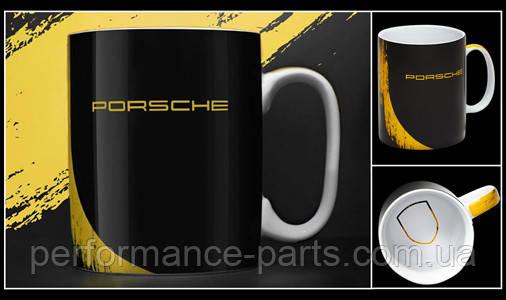 Коллекционная кружка Porsche GT4 Clubsport Collector's Mug, Limited Edition, артикул WAP0503400LCLS