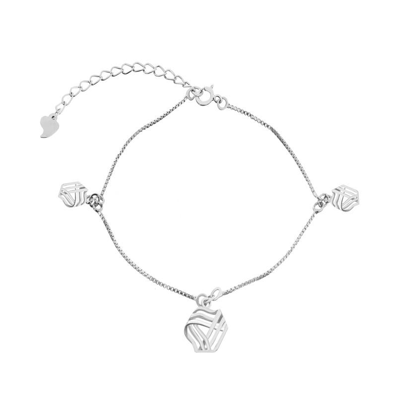 Срібний браслет Б2/415