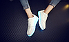 Детские светящиеся LED кроссовки с подсветкой мигающие USB зарядка, [ 38 39 40 41 ], фото 10