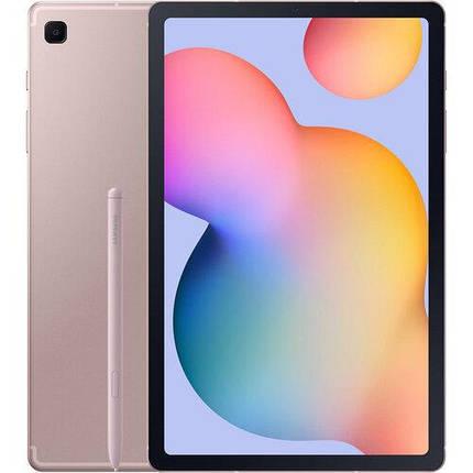 "Планшет Samsung Galaxy Tab S6 Lite 4/64GB 10.4"" Wi-Fi Pink (SM-P610NZIASEK) UA, фото 2"