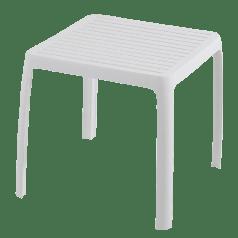 Столик для шезлонга  Wave білий