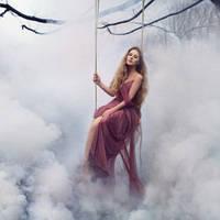 Оригинал! Jorge Белый дым для фотосессии, Цветной дым, кольоровий дим, білий дим (Высокая насыщенность)