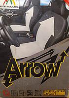 Чехол Arrow MDS темно серый с серыми вставками