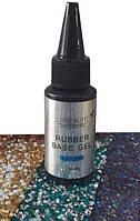 База (каучуковая) для гель-лака Rubber Base Lilly Beaute 30 мл