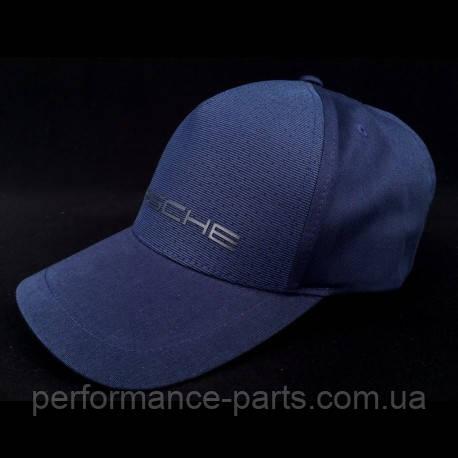 Бейсболка Porsche Baseball Cap, Unisex, Dark Blue, артикул WAP4400010L924