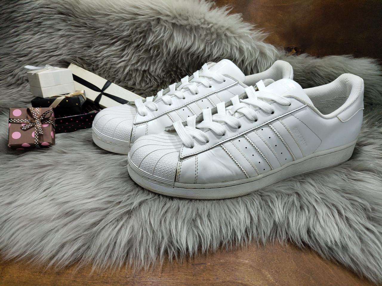 Мужские кроссовки Adidas Superstar (47 размер) бу