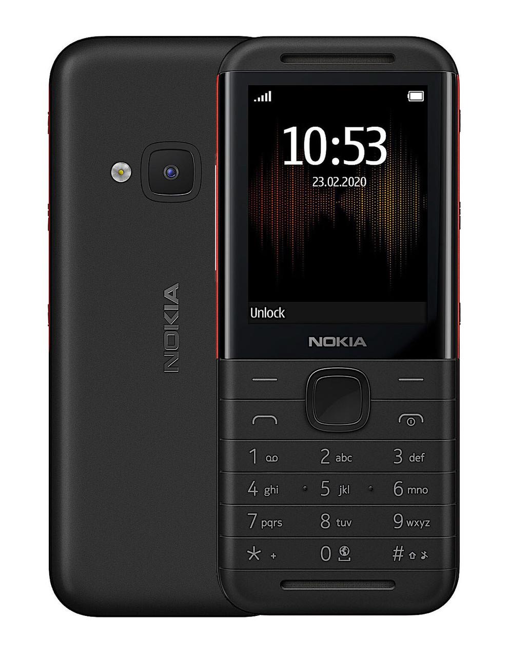 Мобильный телефон NOKIA 5310 (2020) DualSim Black/Red (Черный/Красный)