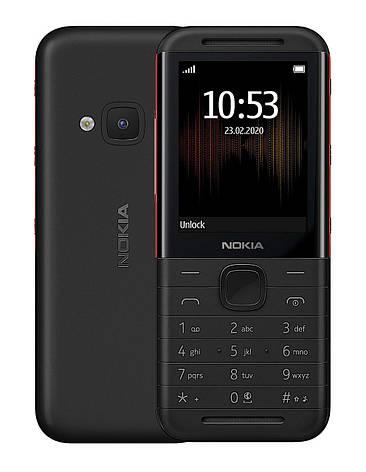 Мобильный телефон NOKIA 5310 (2020) DualSim Black/Red (Черный/Красный), фото 2