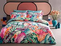 Набор постельного белья TAC Jupiter сатин -Бамбук (полуторный размер)
