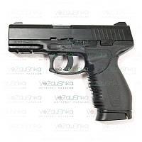 Пневматический пистолет kwc km 46 (taurus 24/7) пластиковый затвор