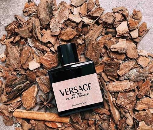 TESTER Versace Eros Pour Femme (Версасе Эрос Пур Фем) 60мл, фото 2