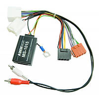 Адаптер кнопок на руле для Mitsubishi, Peugeot, Citroen AWM MS-1015