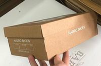 Коробка для обуви под заказ