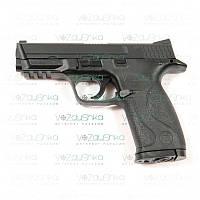 Пневматический пистолет kwc km-48 dhn metal slide smith & wesson