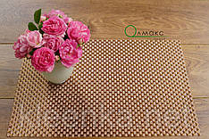 Салфетки, сеты на стол Плетение 30см*45см, серветка сервірувальна