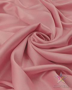 Ткань Атлас Королевский (стрейч плотный) Светло-персиковый
