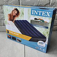 Intex Надувной матрас 64756 одноместный, 76х191х25см, в коробке, фото 1