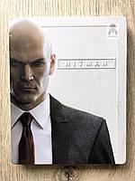 Hitman First Season Steelbook (рус. суб.) (б/у) PS4, фото 1