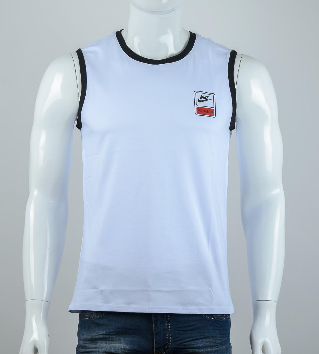 Безрукавка мужская Nike (2060бм), Белый