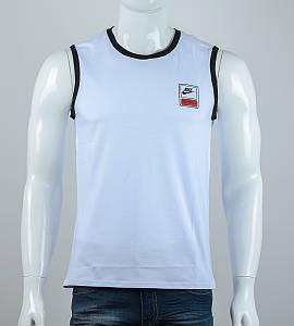 Чоловіча Безрукавка Nike (2060бм), Білий