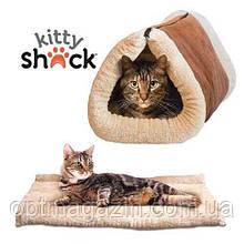 Одеяло дом для кошки kitty Shak