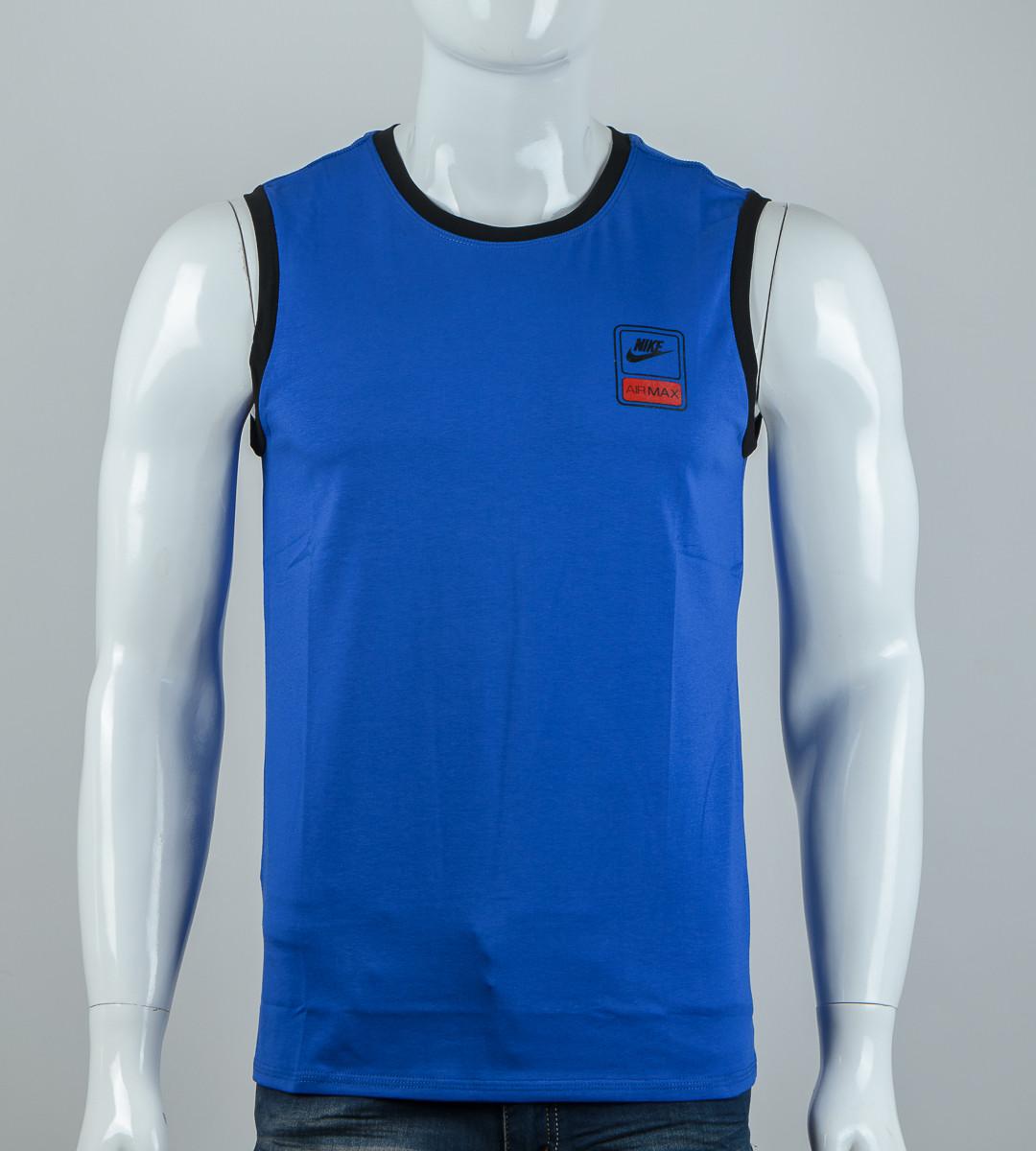 Безрукавка мужская Nike (2060бм), Электрик