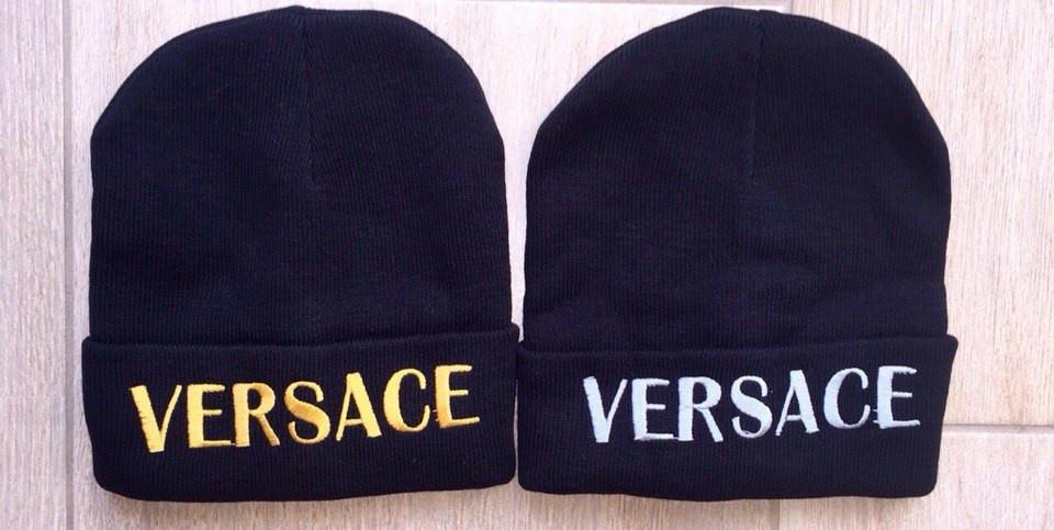 Шапка Versace бренд
