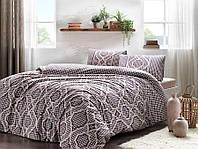 Набор постельного белья TAC Evana Mor (двуспальный евро)