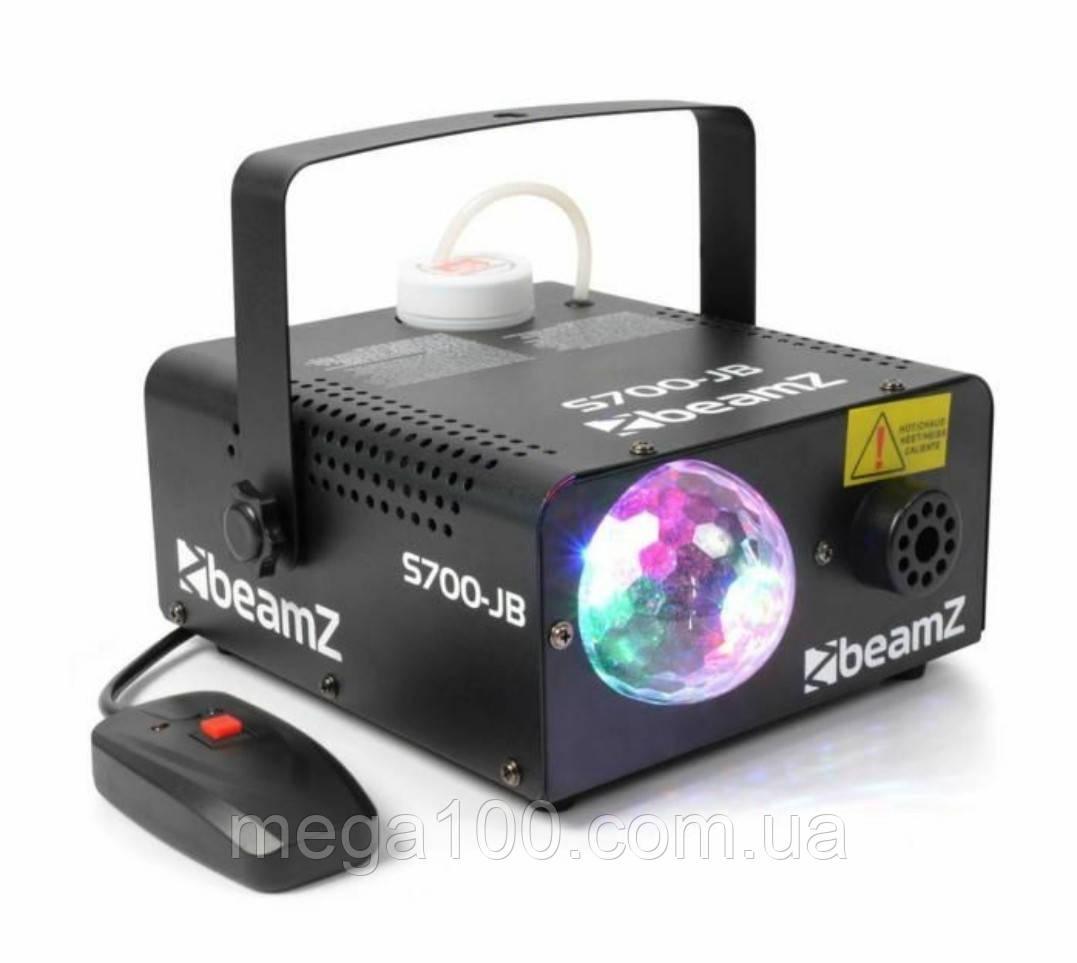 Дымогенератор, дыммашина Jelly Ball LED