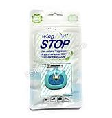 ЕКО кліпса від комарів і мошки, Оригінал Wing Stop для захисту від укусів комах Синій котик
