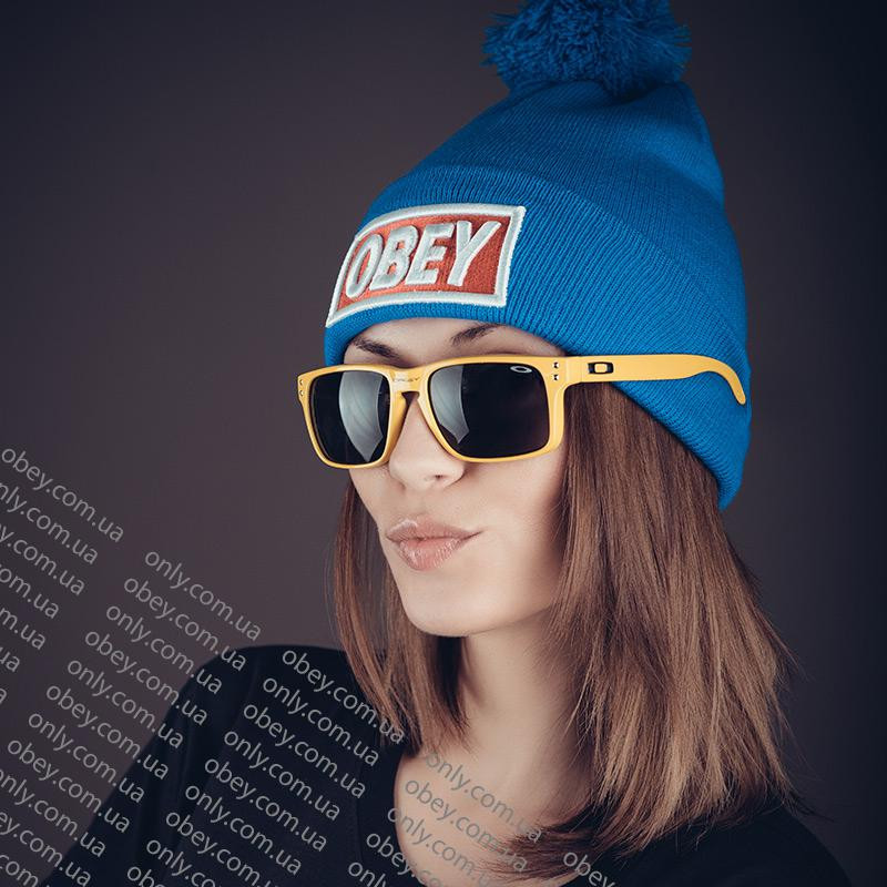 Шапка бренд OBEY