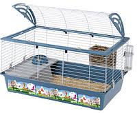 CASITA 100 DECOR-клетка для кроликов, шиншилл.96 х 56 х 57  см