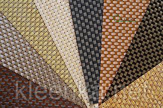 Салфетка сервировочная, сет под тарелки плетение 30см*45см, серветка вінілова, фото 2