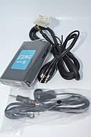 MP3 usb aux bluetooth adapter DMC-20218 для штатных магнитол Audi 12p