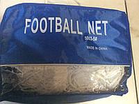 Сетка для футбольных ворот (полипропилен 2,5 мм) пара