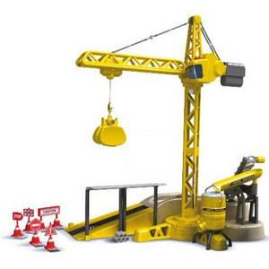 Іграшкова будівельна техніка