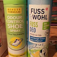 Дезодорант для обуви и ног антибактериальный от запаха и пота 150 мл. 200мл