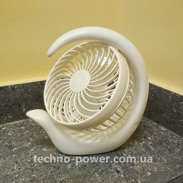 Настольный мини вентилятор портативный DianDi Circle