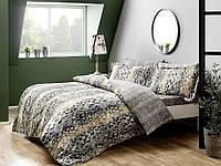 Набор постельного белья TAC Mila сатин -Бамбук (евро- размер)