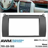 Переходная рамка AWM Rover 75 (781-28-105), фото 5