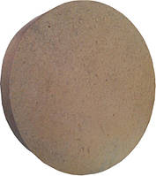 Круг войлочный ЖЕСТКИЙ серый фетр 250 мм h=40мм (Вознесенск) полировальный полугрубошерстный шлифовальный