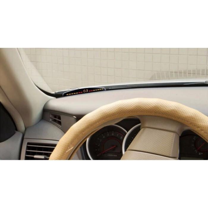 Парктроник автомобильный UKC на 8 датчиков + LCD монитор (черные датчиНет в наличии 7