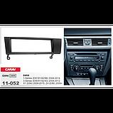 Переходная рамка CARAV BMW E87, E90, X1 E84, Z4 E89 (11-052), фото 4