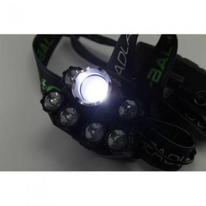 Налобный фонарь BL POLICE BL-T76 158000W T6 фонарик 1700 Lumen + УФНет в наличии 2
