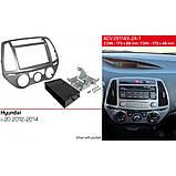 Переходная рамка ACV Hyundai i-20 (281143-24-1), фото 6