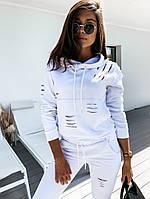 Стильный прогулочный костюм, женский спортивный костюм, фото 1