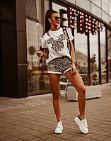 Женская стильная футболка, летняя футболка, фото 1